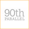 90th Parallel logo